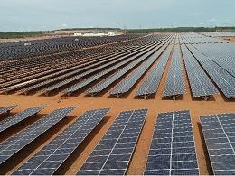 中国电建中南勘测院中标中广核贵州100MW林业光伏电站EPC工程