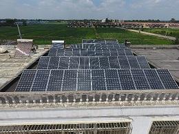 京东拟建全球屋顶光伏发电产能最大的生态体系——星火太阳能