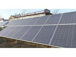 光伏太阳能发电系统设计计算公式大全