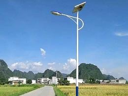 安装太阳能光伏发电路灯供电时容易犯的错误--星火咨询