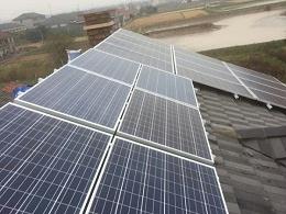 安装交大蓝天家用太阳能发电设备的几项好处