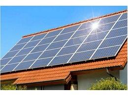家庭屋顶安装星火太阳能光伏发电系统有五大理由