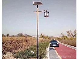 太阳能路灯如何挑选最简单方法