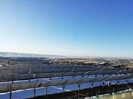 """山西大力发展村级光伏电站 : """"太阳出来就赚钱"""
