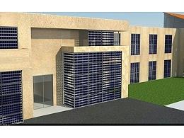 BIPV太阳能光伏发电建筑一体化的多种应用形式