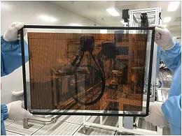 未来光伏组件成本将低于1元/W!钙钛矿组件试产成功