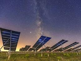 全球最大沙漠光伏发电高清美景图,每一张都是壁纸!