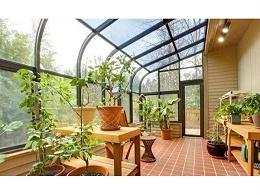 冬暖夏凉还能发电的光伏阳光房