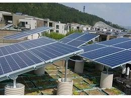 100W太阳能板实际发电效率,实操实测亲身体验--星火太阳能