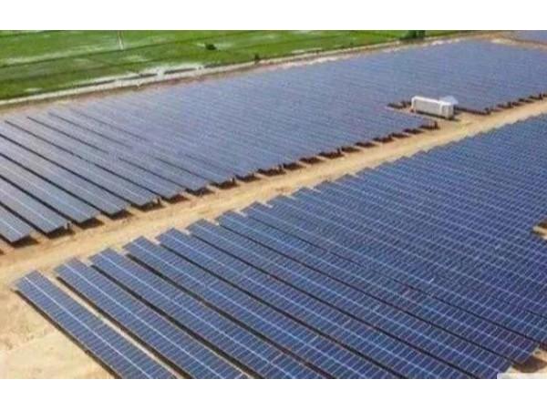 柬埔寨卜省新太阳能发电站于明年初并网发电