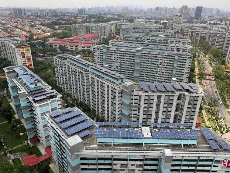 善用太阳能!新加坡明年半数的组屋将装有太阳能板——星火太阳能