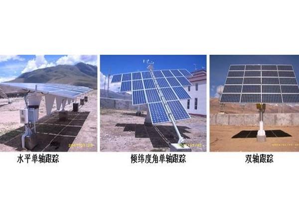 大型光伏电站用什么样的组件支架更好——星火太阳能