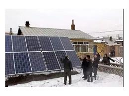 太阳能光伏发电的优势和发展前景是什么?--星火太阳能
