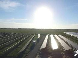 太阳能行业是一片蓝海!