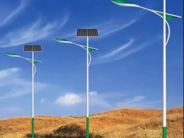 哪些极端情况下不能安装太阳能路灯