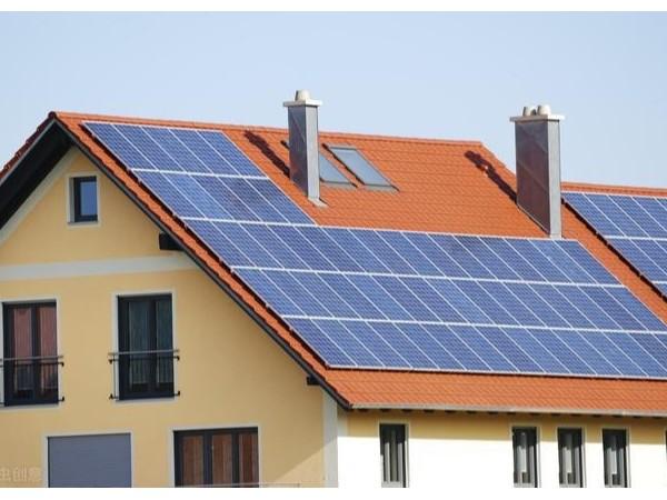 国家能源局:2021年户用光伏发电财政补贴预算额度为5亿元