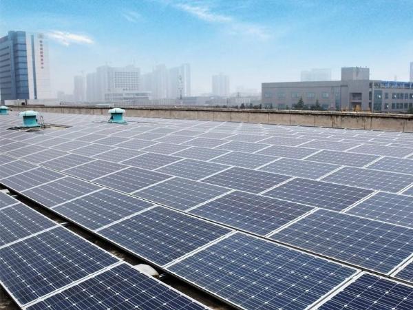 AI加持 智领全球 | 华为济南国际太阳能板展会亮相