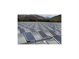 西藏拉萨20000平米太阳能农业大棚工程案例