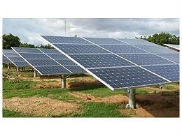 新研发出的薄片状太阳能电池