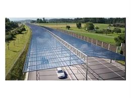 光伏高速公路新路子,屋顶光伏系统了解一下~