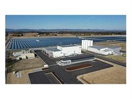 福岛打造首首座太阳能光伏制氢厂,可储存和供应多达1200立方米的氢