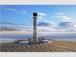 迪拜光伏太阳能发电项目顺利开启--星火太阳能