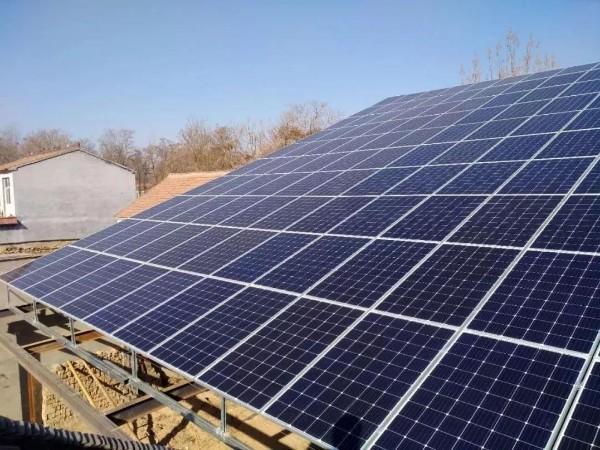家庭用光伏发电站要多少钱?屋顶能装多大?