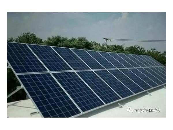 工商业屋顶安装光伏发电的四大理由?