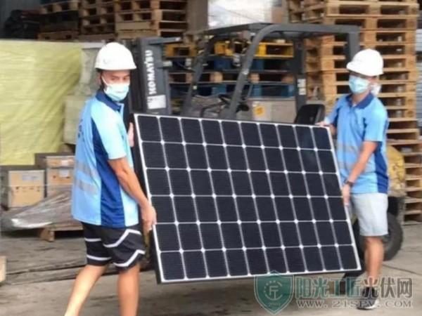 TVB两艺人成搬运工,每天工作9小时日赚900元维持生活——星火太阳能