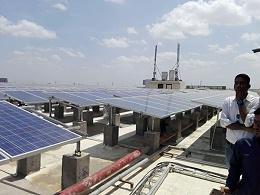 印度200KW光伏发电系统