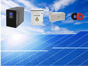 2kW/3kW太阳能离网系统