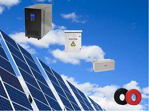 4kW/5kW/6kW太阳能离网系统