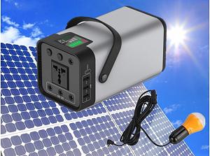 150W/200W太阳能便携系统
