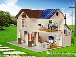光伏发电技术㳀谈:如何计算家庭户用光伏电站收益