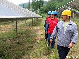喇家寨村:光伏发电增收益 脱贫致富有奔头