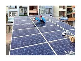 福建石狮首个综合能源光伏发电并网完成