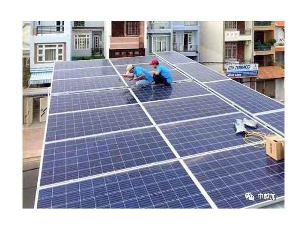 自家房顶安装太阳能发电设备咋申请?