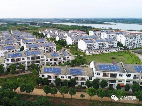 市民安装光伏电站,三年半回本,每年赚5万——星火太阳能