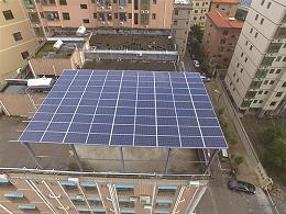 大岭山25KW工商业光伏发电项目