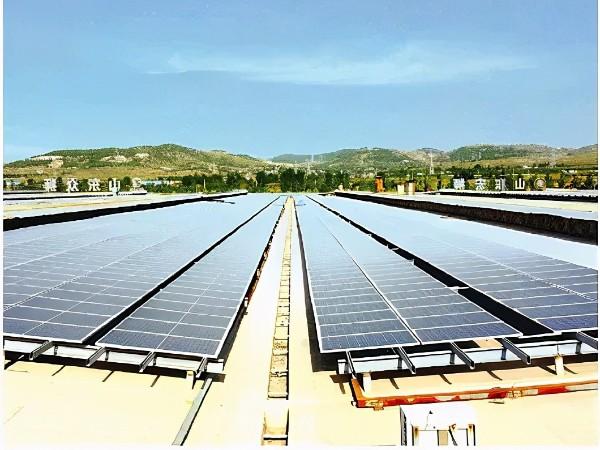 山东一季度新增光伏发电装机1.05GW