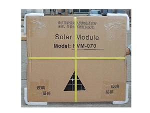 80w单晶太阳能板