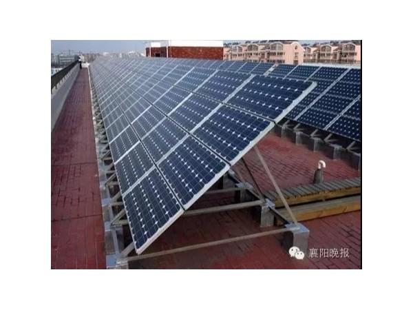 三峡新能源陕西淳化100兆瓦光伏发电并网发电