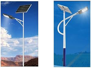 太阳能路灯-锂电池