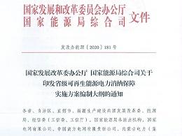 国家发改委红头文件公布:不完成可再生能源消纳任务要受罚!!!